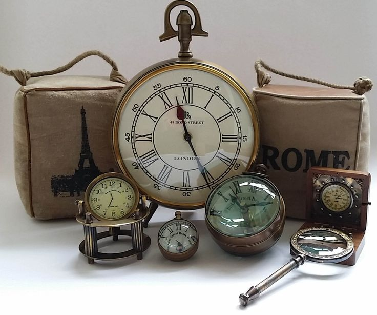 Different products from the London Baker St Brassworks - these make awesome gifts!