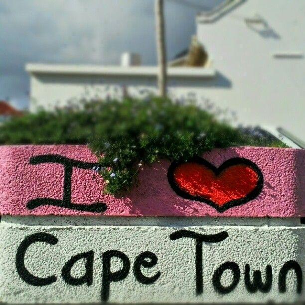 I Love #CapeTown