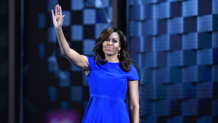 "Memorable quotes of 2016:     Michelle Obama:    At the Democratic National Convention: ""Our motto is: When they go low, we go high."""