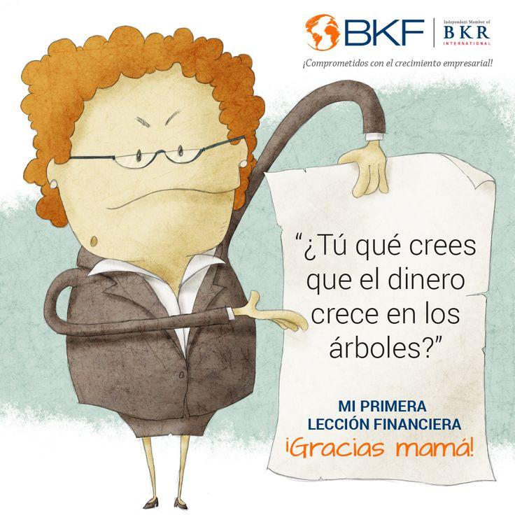 #FelizDíaMamá y gracias por entrenar nuestra #menteBKF