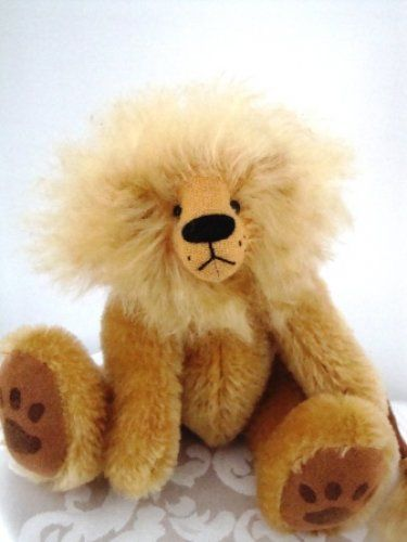 Roary - The Friendly Lion.  $85.00