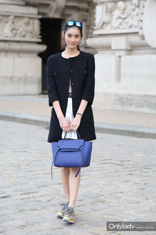 celine belt bag street style - Google Search | Investments: The ...