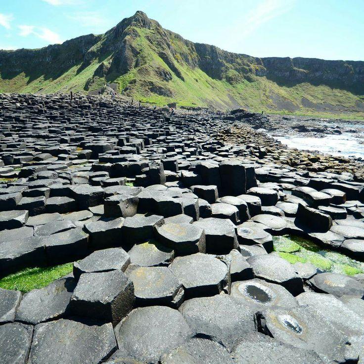 Giant's Causeway, Irlanda