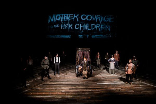 exploring the underlying themes in brechts epic the chalk circle Explore presentation courses  1 bertolt brecht epic theatre 2 bertolt brecht (1898-1956) was a famous german playwright and poet 3 brecht started to .