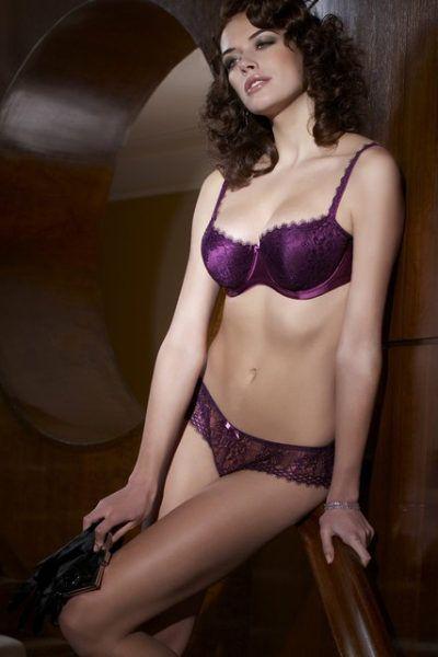 Think, Xenia tchoumitcheva lingerie