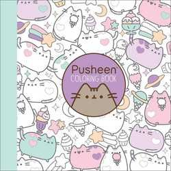 They have this in the store, Anderson!!! Pusheen Coloring Book by Claire Belton (Paperback): Booksamillion.com: Books