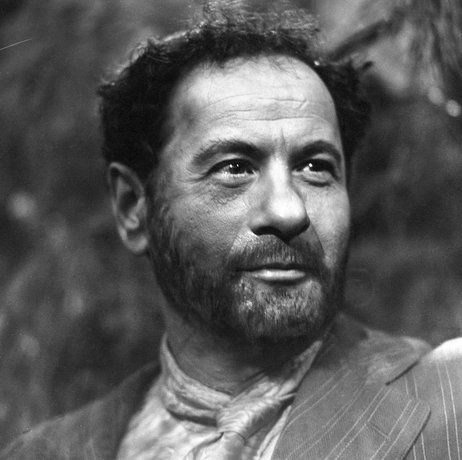 "Actor Eli Wallach, seen here in in ""For Whom The Bell Tolls"" on CBS show Playhouse 90 in 1959, has died at age 98, according to reports."