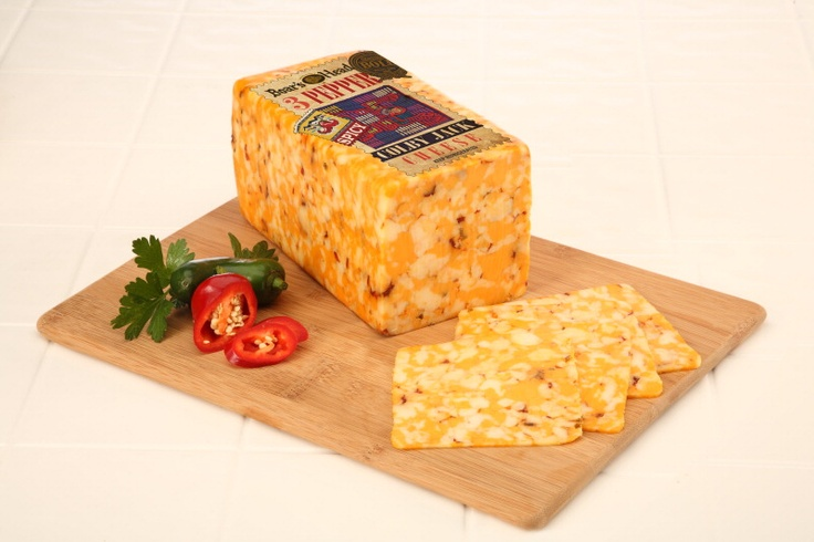 Boar's Head 3 Pepper Colby Jack™ Cheese