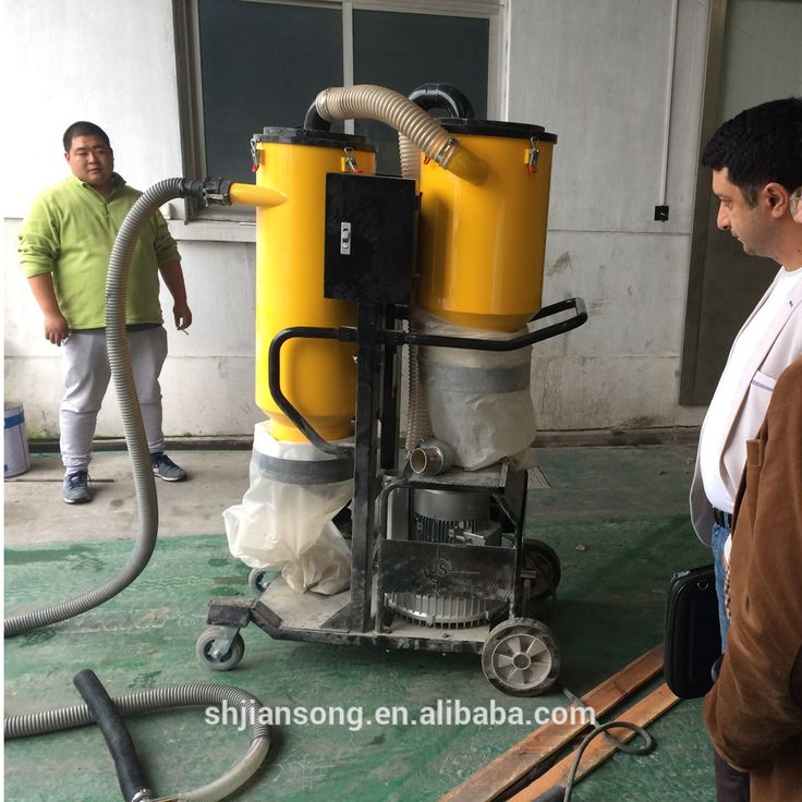 V7 cyclone dust collector industrial commercial vacuum cleaners machine