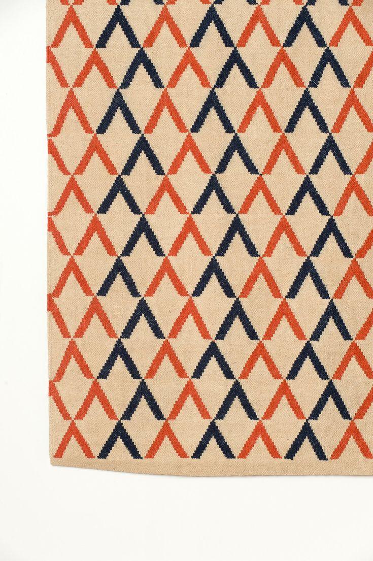 Wool Dhurrie 5 X 8 Dhurrie rugs, Navajo rugs, Custom homes