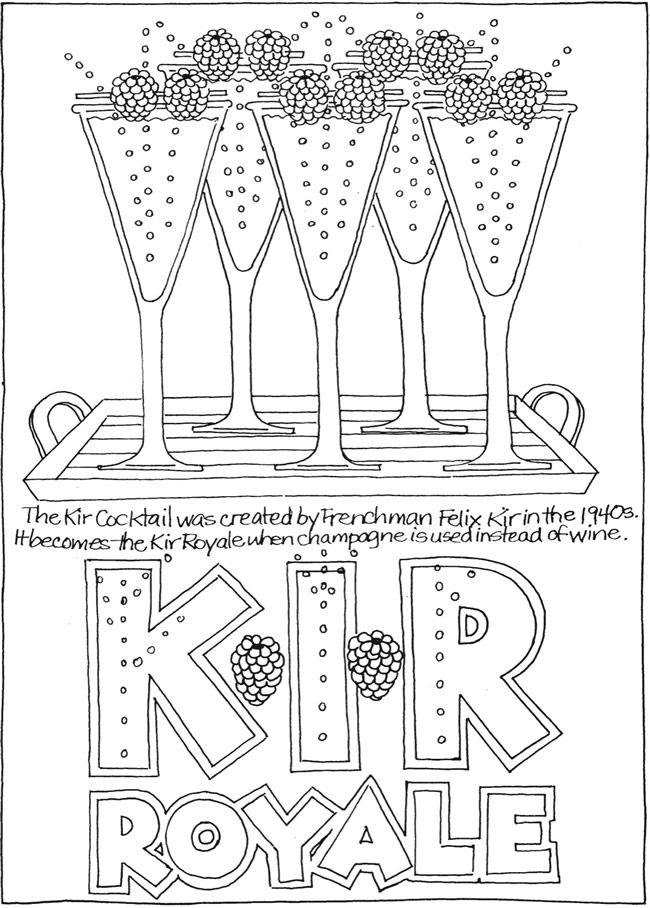 Creative Haven Happy Hour A Wine Beer And Cocktails Coloring Book Doverpublications Creative Haven Coloring Books Coloring Pictures Coloring Books