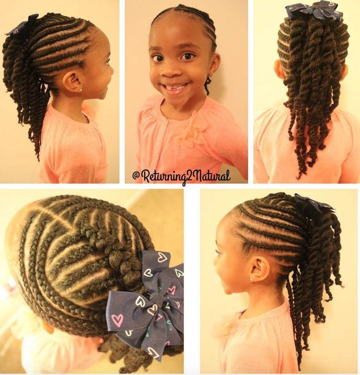 Children's Natural Hairstyles 455 Best Baby Doll Images On Pinterest  Little Girl Hairdos