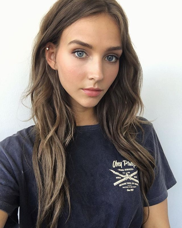 Browse Instagram-approved long hair inspiration  at @stylecaster   loose waves