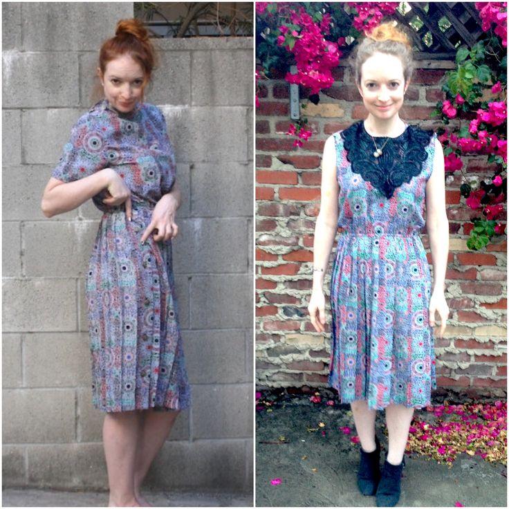 New Dress A Day - Paisley Dress