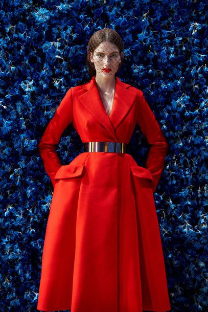 Dior Haute Couture Fall 2012.