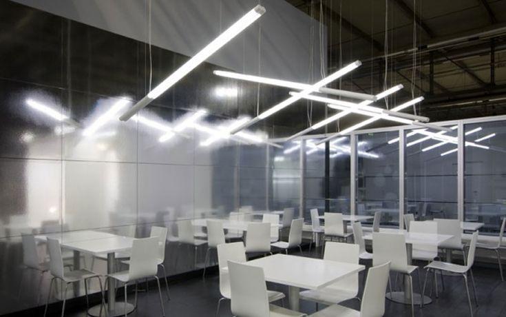 Commercial Lighting Fixtures Restaurant
