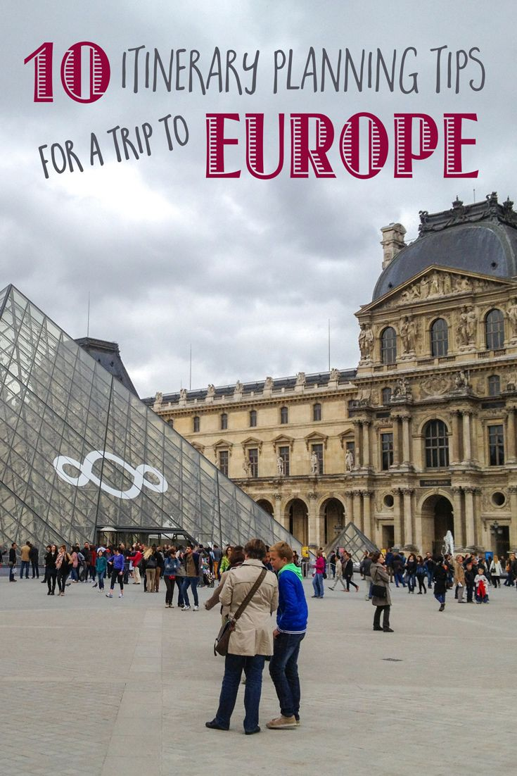 Planned trip to europe essay