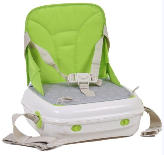 Yummigo is a lightweight , portable booster seat with ample storage space for your child's daily travel essentials.it converts into a comfortable and elegant carrying bag and set up simply and quickly for safe seating at every table.