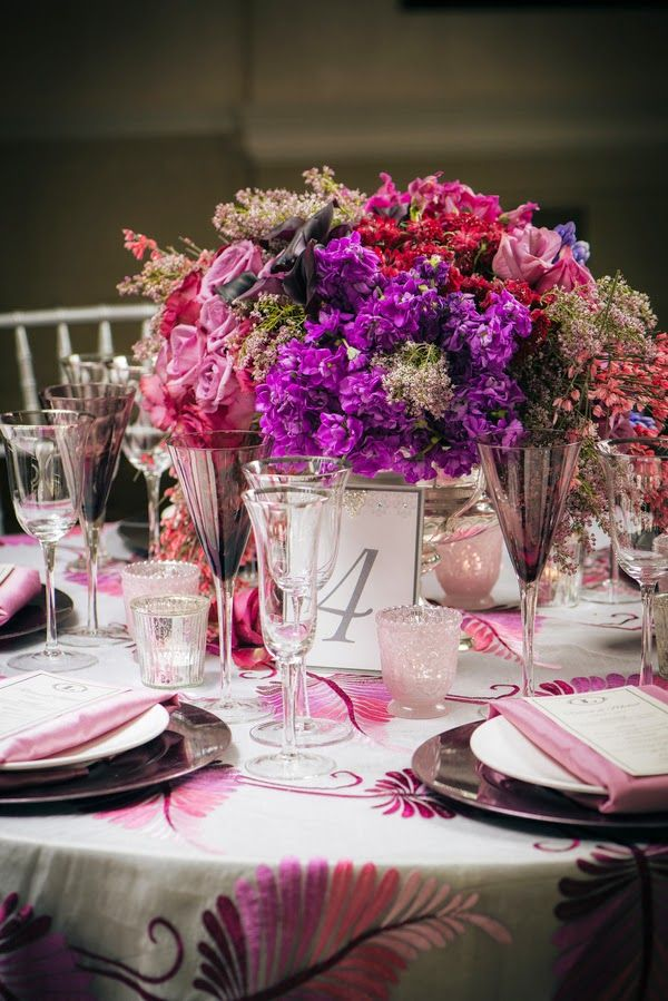 694 Best Purple Wedding Reception Ideas Images On Pinterest