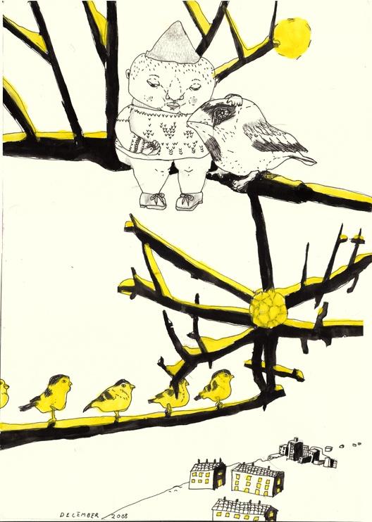 Fågelvän 2008