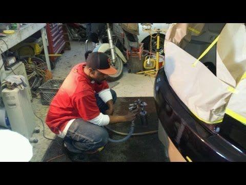 auto body painter