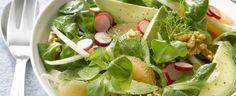 Insalata di avocado, fresca e delicata