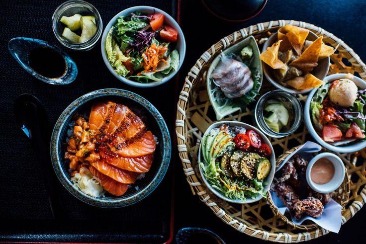 Le Nozy est un petit restaurant de quartier, de la rue Notre-Dame Ouest, qui offre une délicieuse et originale cuisine japonaise dans Saint-Henri.