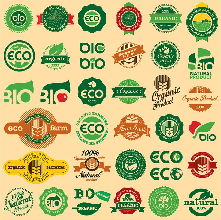 Eco friendly product labels