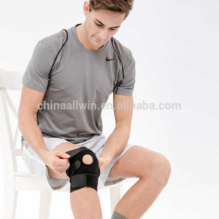 AllWin-C14 new products 2017 Best whole Sports knee pad/knee brace/knee sleeve