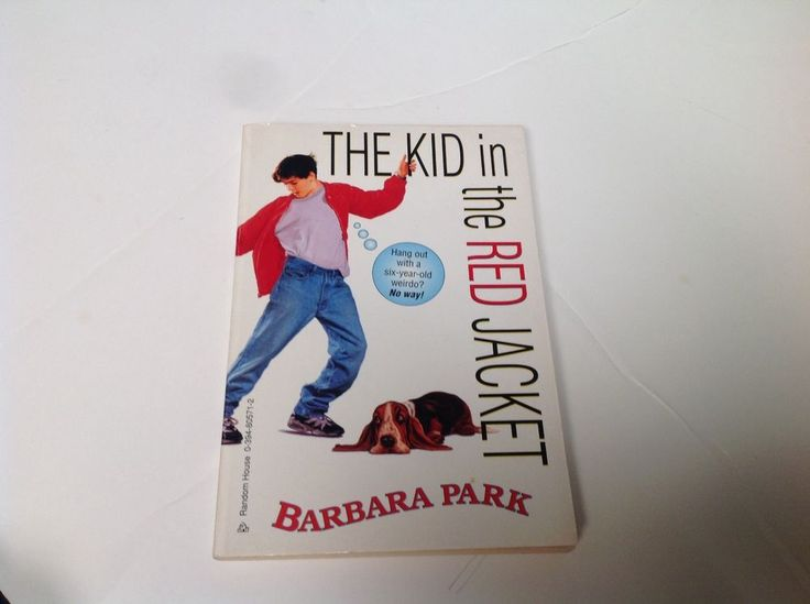 The Kid in the Red Jacket by Barbara Park (1999, Softcover)