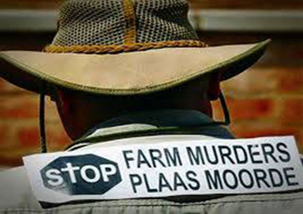 The people and especially the white minority group of South Africa have the right to take whatever steps necessary to protect themselves from crime. Here is the story of a farm murder and the brave five-year-old