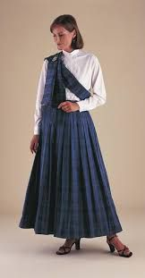 traditional scottish clothing female - Google Search