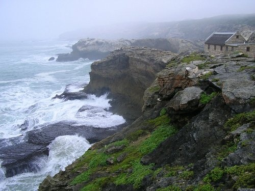 De Hoop Nature Reserve, Western Cape - Whale Trail, a wild day at Vaalkrans
