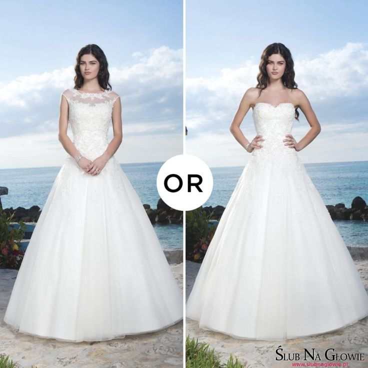Suknia ślubna Sincerity 3771 -kolekcja 2014
