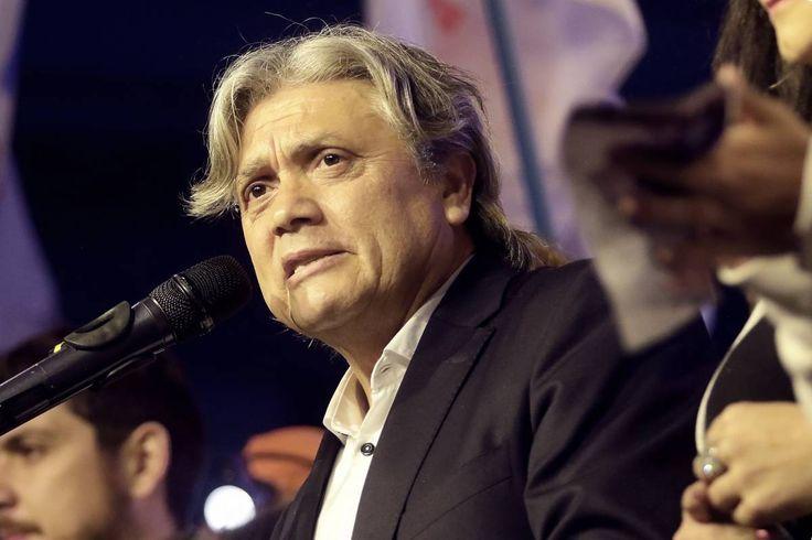 Alejandro Navarro El segundo candidato menos votado en una elección - Publimetro Chile