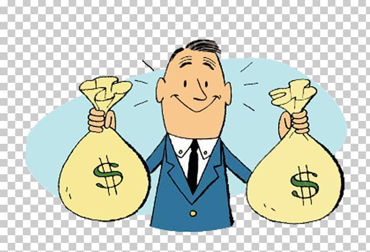 Money Bag Cartoon Png Area Bag Bank Business Business Man Cartoons Png Cartoon Cartoon Clip Art