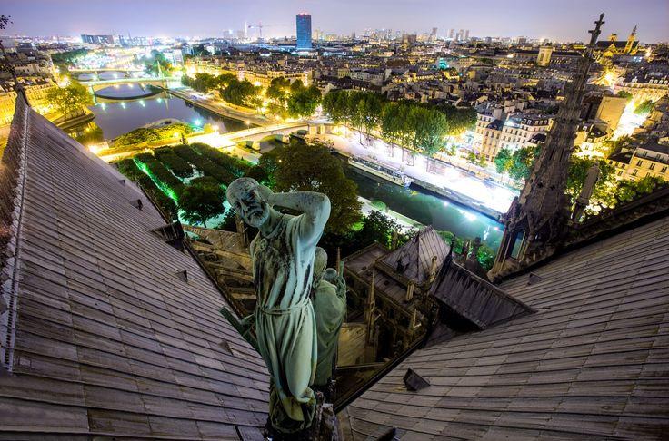 Notre Dame by Vitaliy Raskalov on 500px