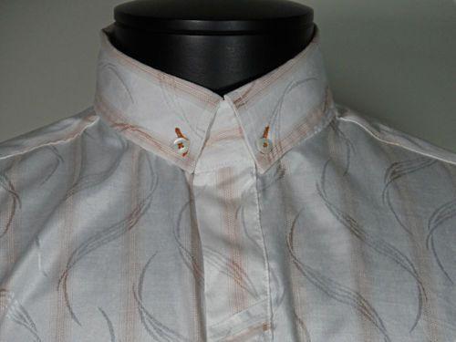 Polo Ralph Lauren Westerton Dress Shirt Stripe Multicolor Size Large 100% CottonTommy Bahama Relax Mens Short Sleeve 100% Linen Camp Shirt Size Large Plaid #BlackFriday #eBay Rare Clean Laundry by Christopher Wicks Men's Sz Large Large Pearl Snap Cuffs!Oscar De La Renta Mens Wear Silk Blend Suit Jacket Mens size 42L Houndstooth#TreatYourself http://r.ebay.com/YwL4LD
