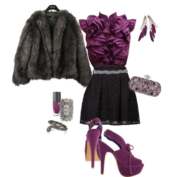 Don't hold back! Lifes to short!, created by #errica-d on #polyvore. #fashion #style #Satine C Label