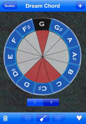 Scale Tapper on the App Store. Scales, Chords, Music Theory for iPhone, iPad, and iPod Touch.