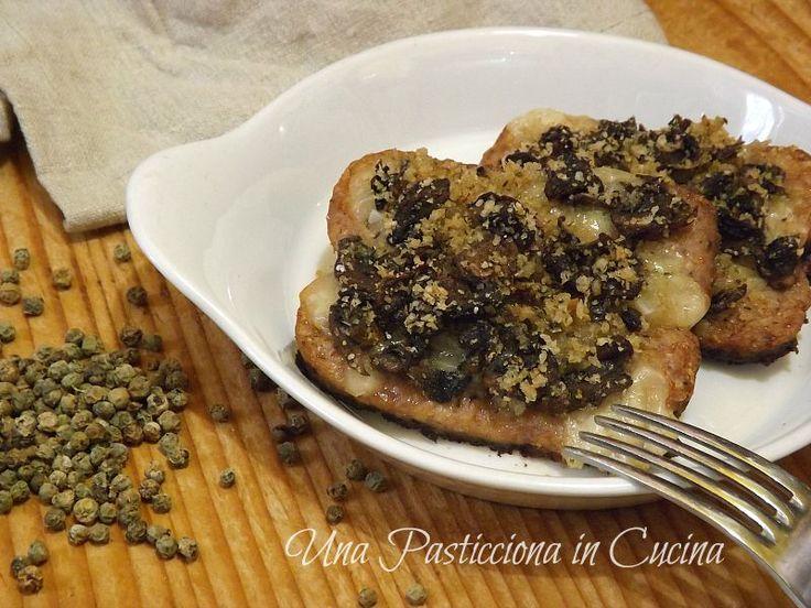 Salsicce Gratinate ai Funghi - GialloZafferano