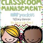 """This freebie includes an """"on task,"""" """"quiet critters,"""" and a """"quiet spray"""" label.  It also inludes 6 pep cards to redirect students when they should..."""