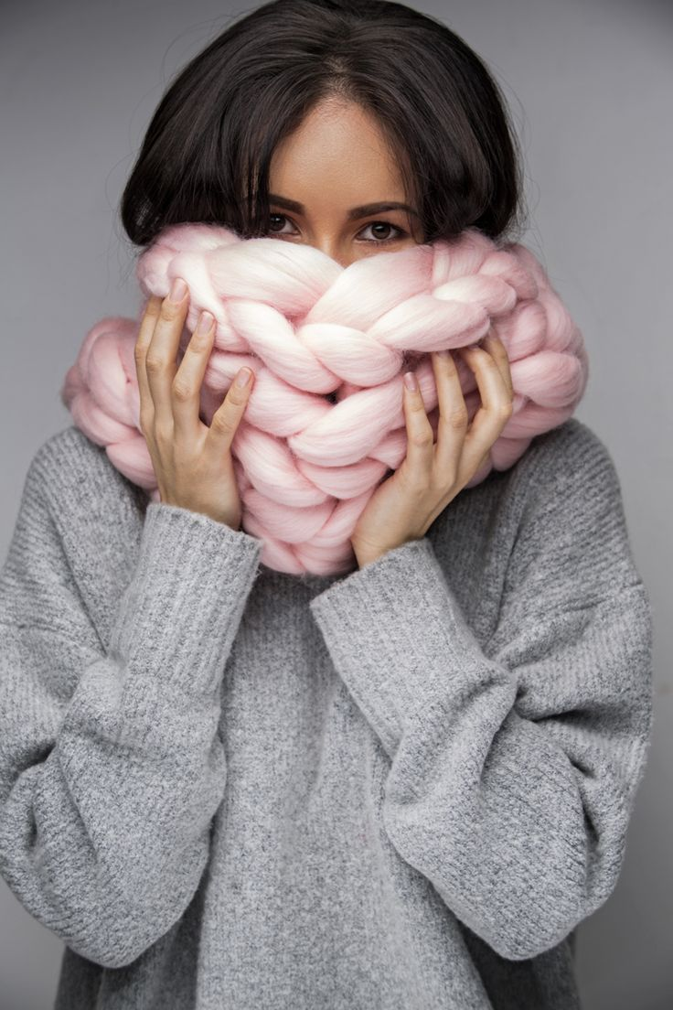 Ohhio : Couvertures et foulards design en laine fait main
