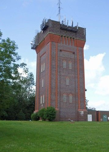 Burton on Trent Local History » Waterloo Tower | Burton on ...