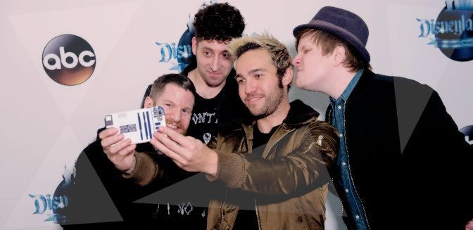 Why is Patrick sniffing Petes ear???????