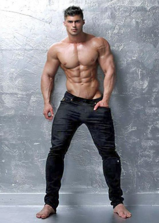 from Demetrius gay super muscular men