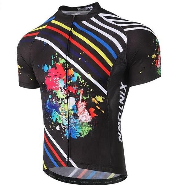 d5317d5c0 Men Women Unisex Cycling short sleeve jersey in 2019