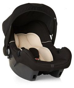 Mothercare Ziba Baby Car Seat in Black.  Birth to 29 lbs. http://www.parentideal.co.uk/mothercare---car-seat.html