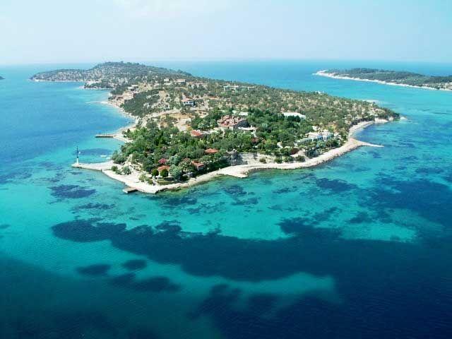 Kalem Adası-İzmir / Kalem Island-Izmir-Turkey