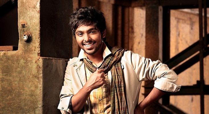 GV Prakash updates on Karthi's Komban !